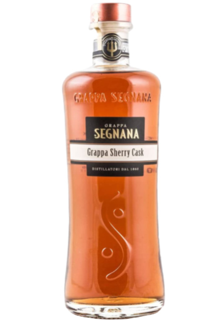 GRAPPA SEGNANA SHERRY CASK cl. 70